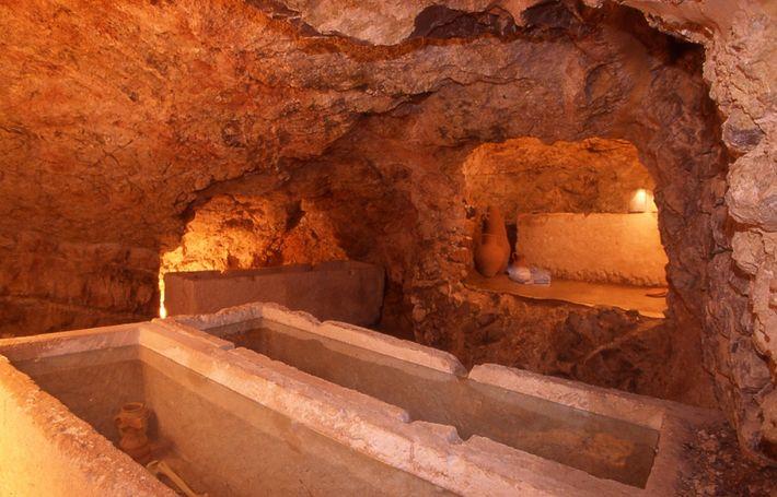Necrópolis púnica del Puig des Molins
