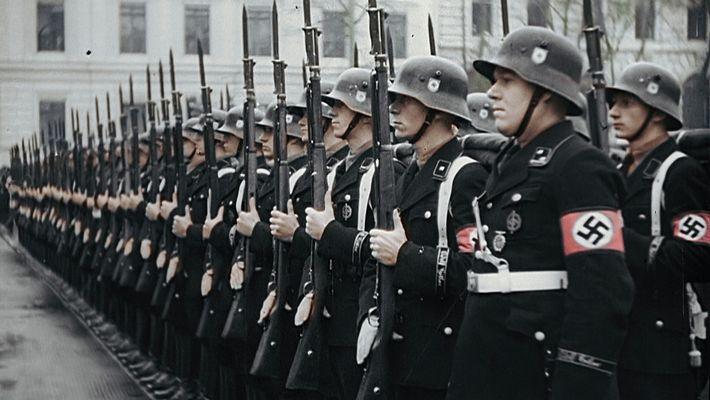 Soldados SS
