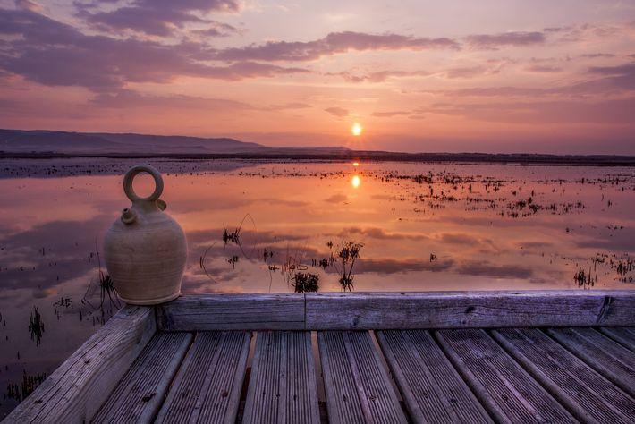 Púrpura amanecer
