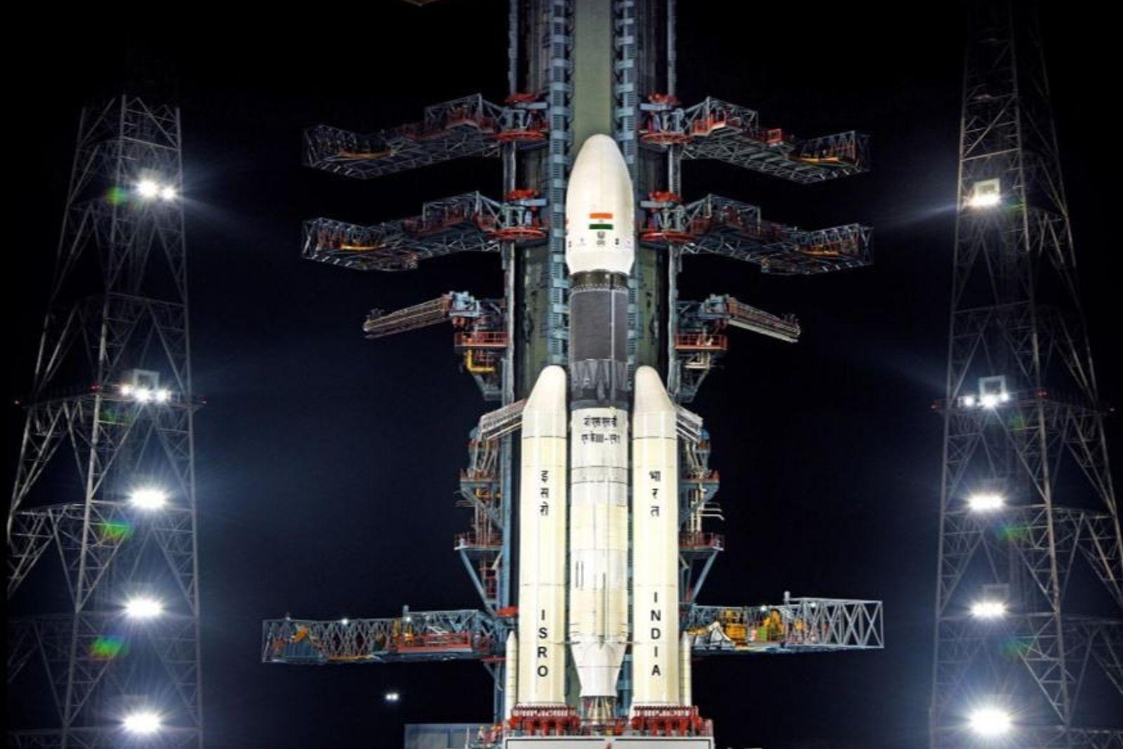 India Chandrayaan2