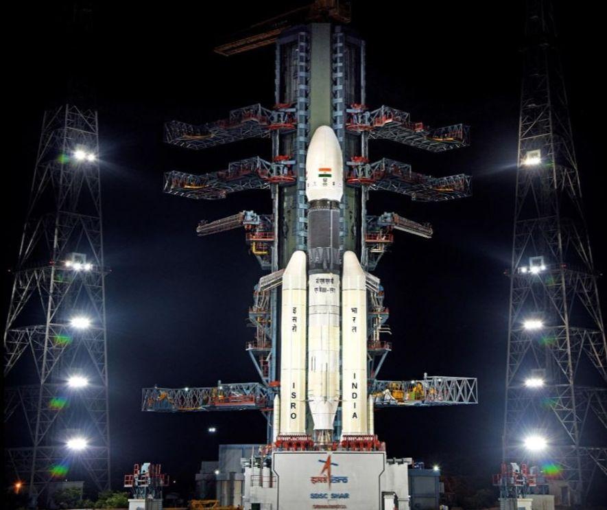 El pasado 6 de septiembre, la nave espacial Vikram de la misión Chandrayaan-2 intentó aterrizar más ...