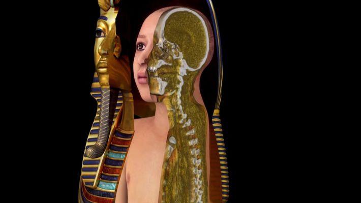 La muerte de Tutankamón: la teoría del accidente de carro