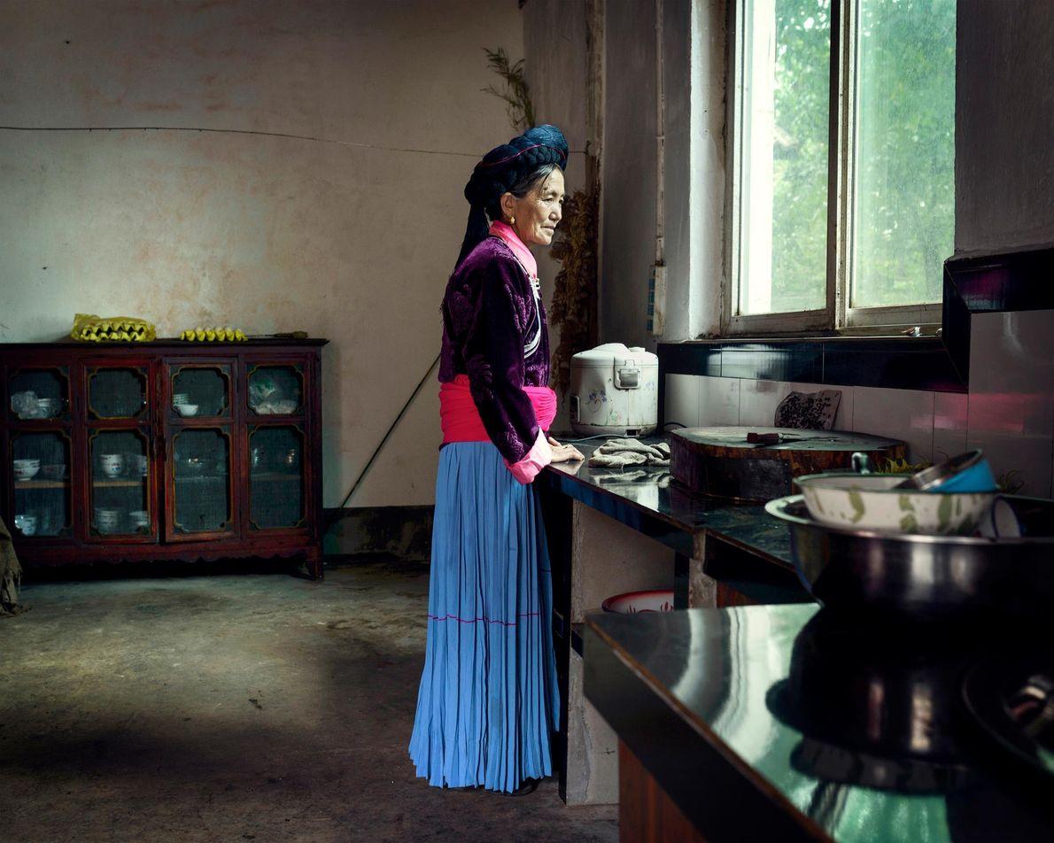 Du Zhi Ma, de 61 años