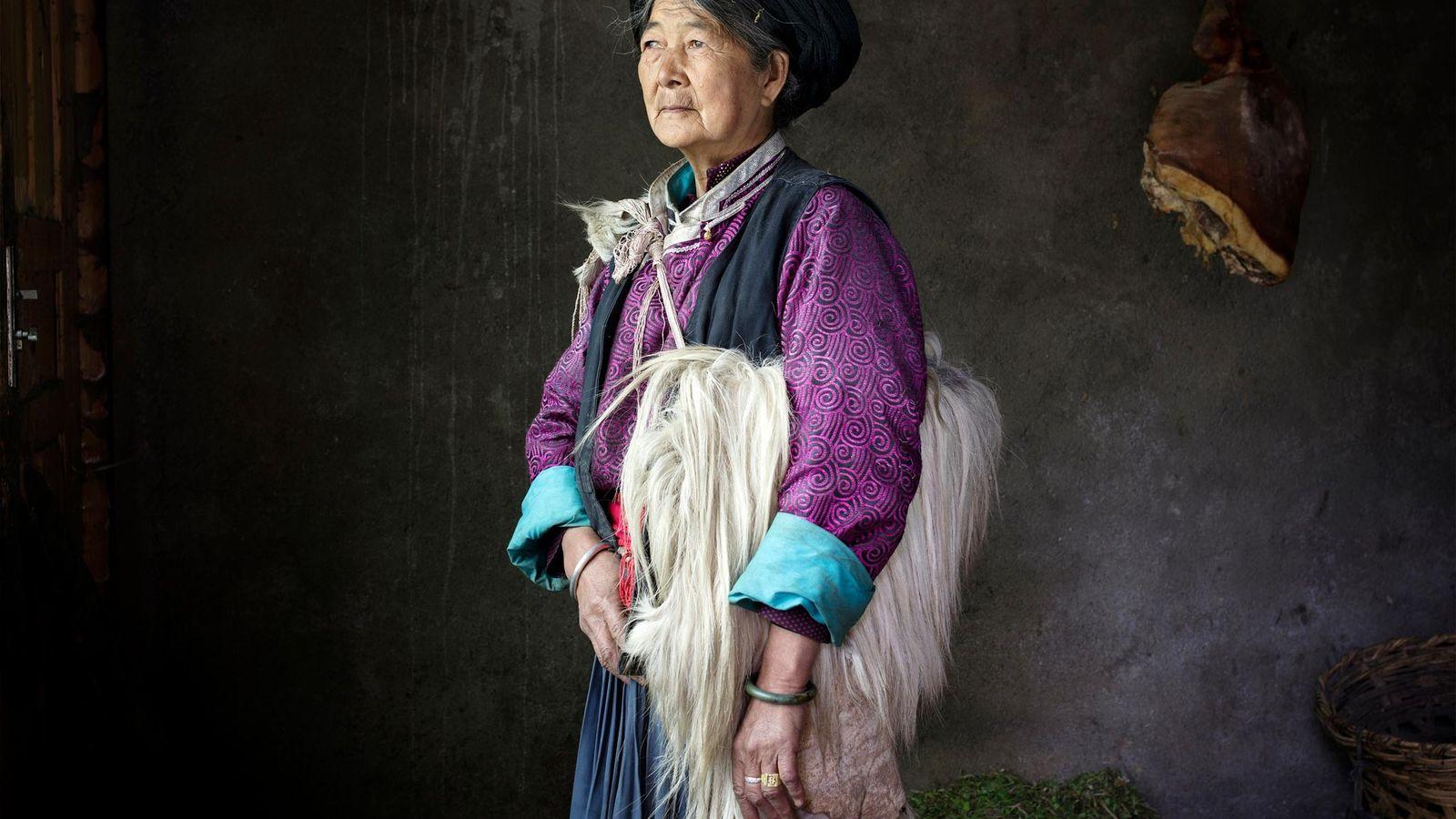 Asa Nuja, de 69 años