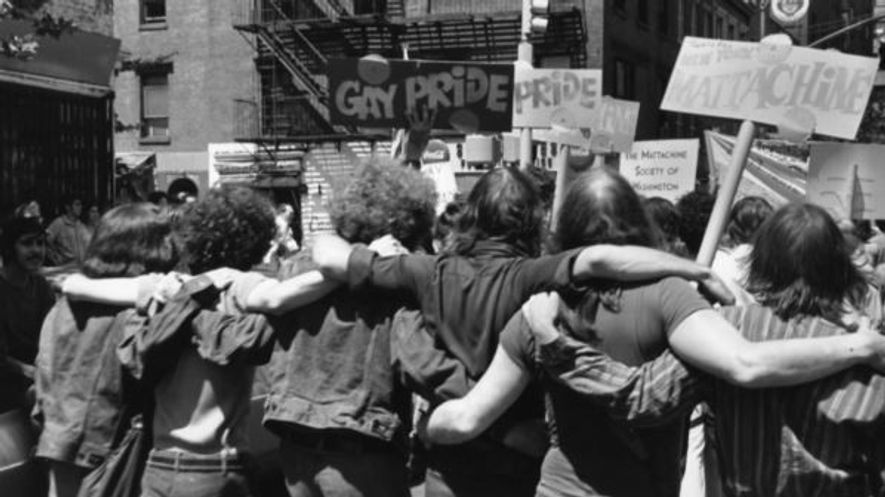 28 de junio de 1969 - El Orgullo LGBT