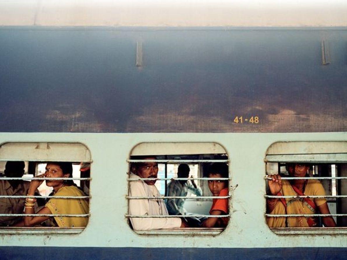 Estación de tren de Varanasi