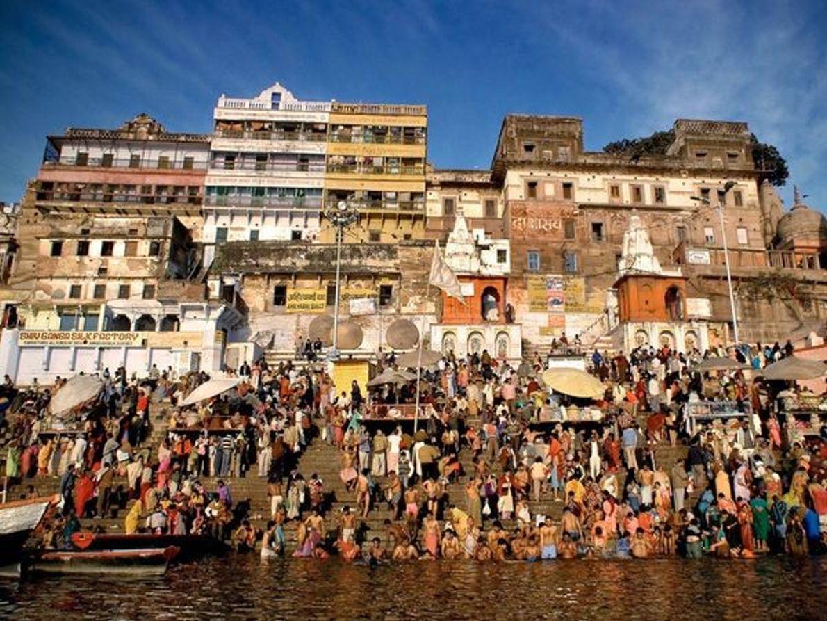 Festival del Ganges