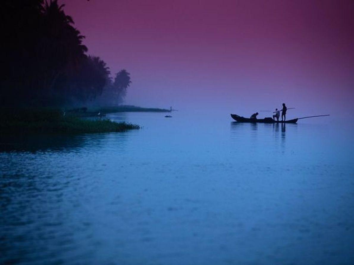 Pesca en Kerala