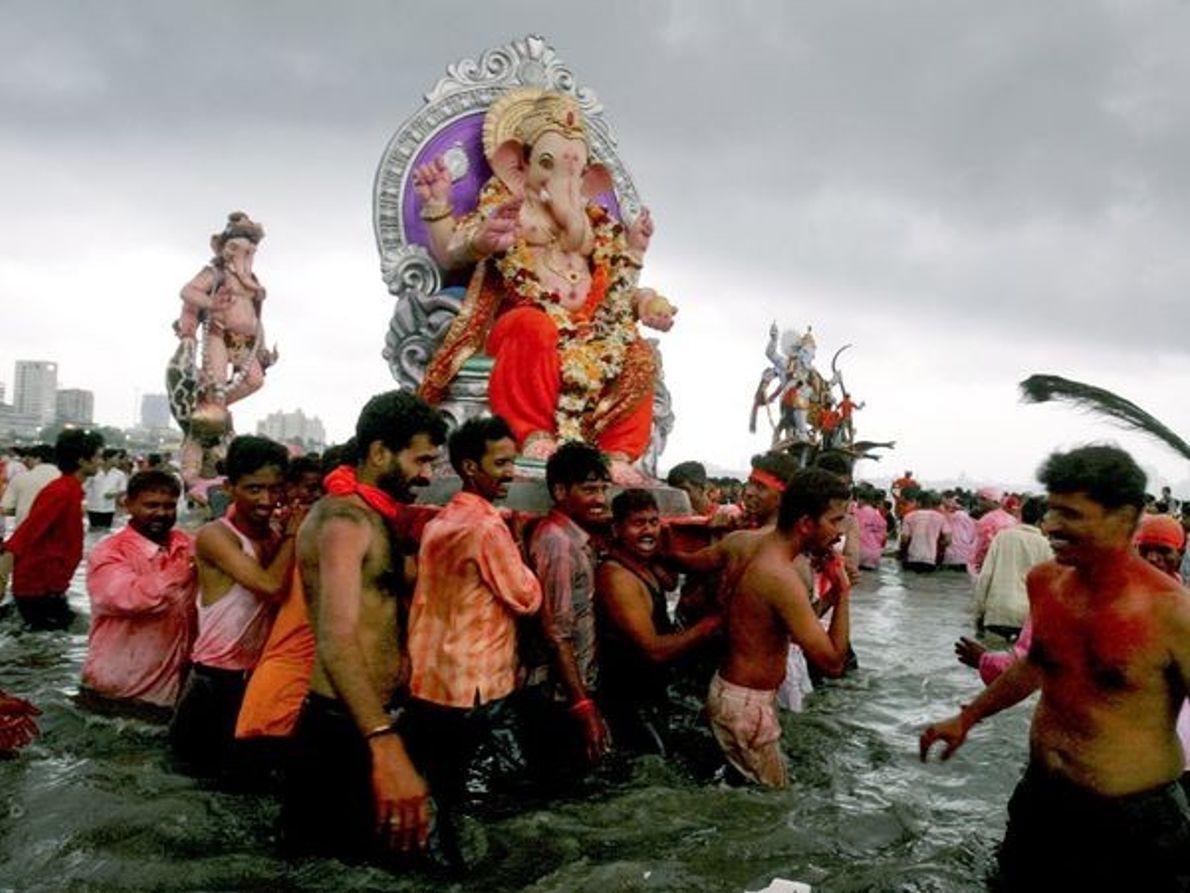 Festival de Ganesha