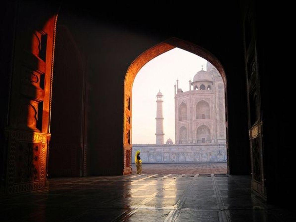 Templo en Agra