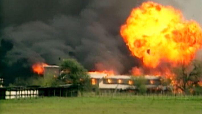 La matanza de Waco