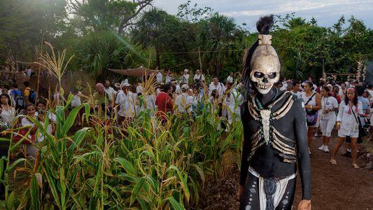 Lugares sagrados de los mayas