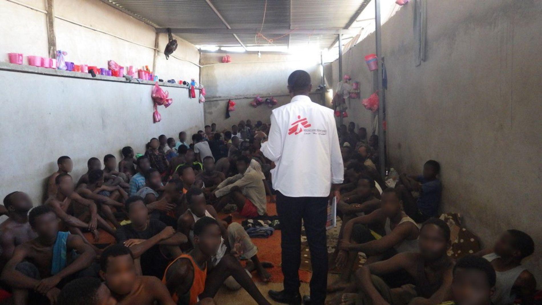 Refugiados Libia 01