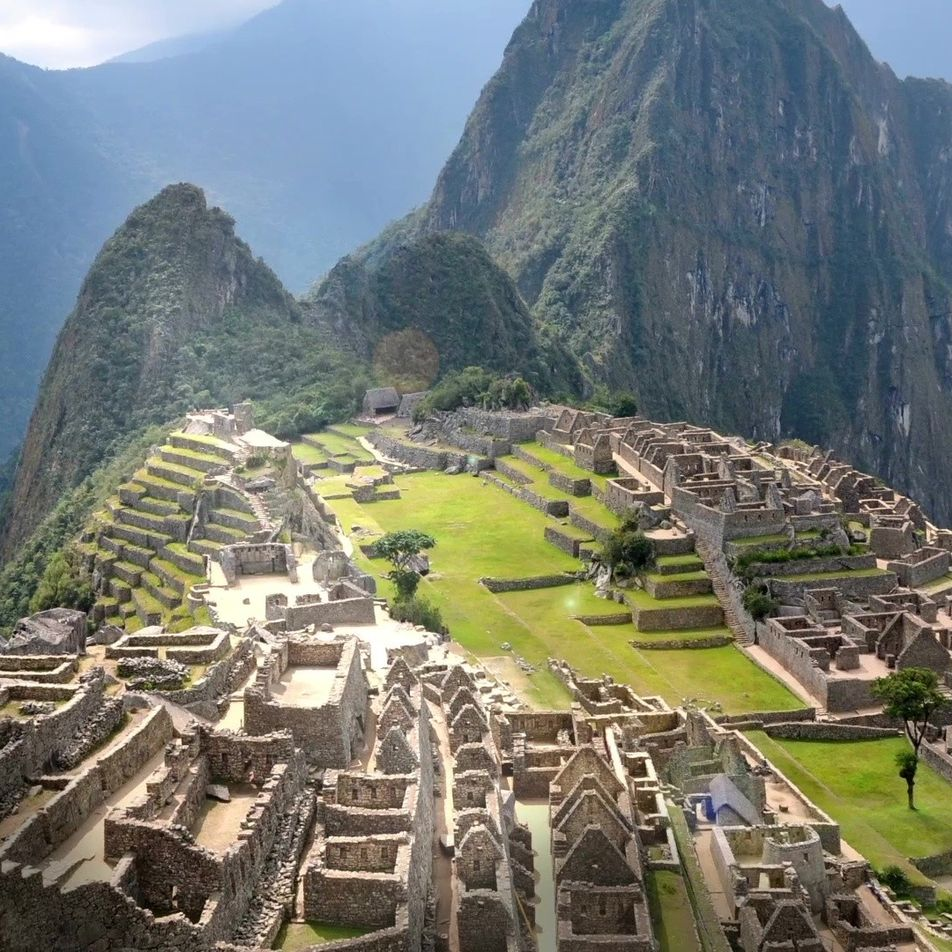 Machu Picchu 101