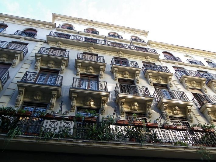 Edificio de Madrid