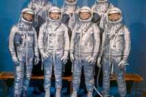 Los astronautas del Programa Mercurio