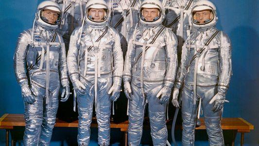 Imágenes cautivadoras del primer programa espacial de Estados Unidos