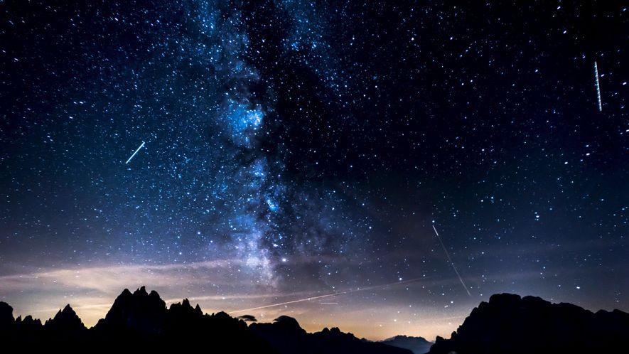 Lluvias de meteoros 101