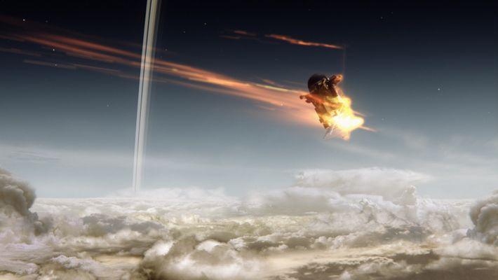 Apolo Mision a Saturno