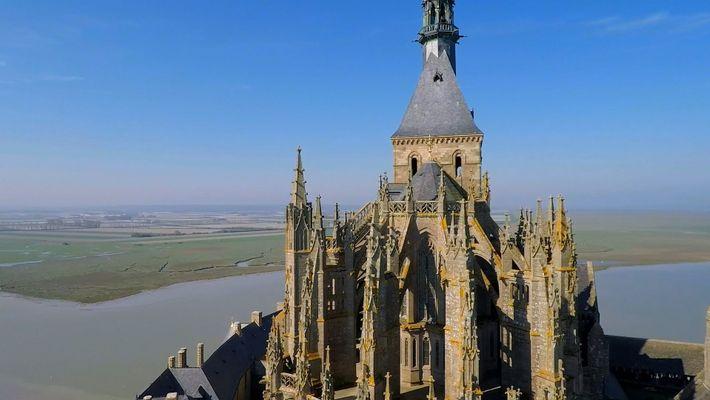 Visita el Mont-Saint-Michel