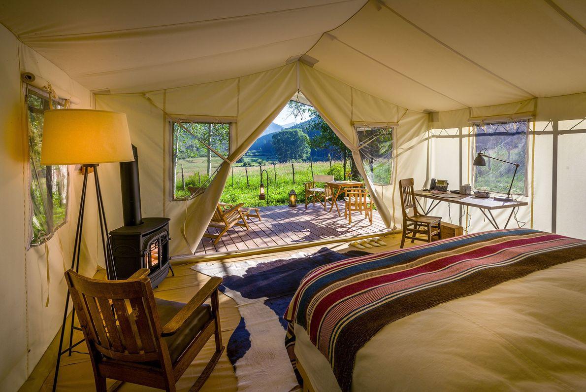 Dunton River Camp Mountain Tent