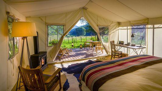 Estos 10 resorts combinan el lujo y la aventura