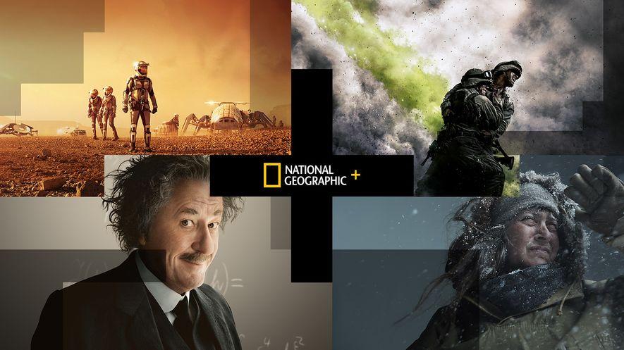 National Geographic+, la mejor app de contenido factual a nivel mundial