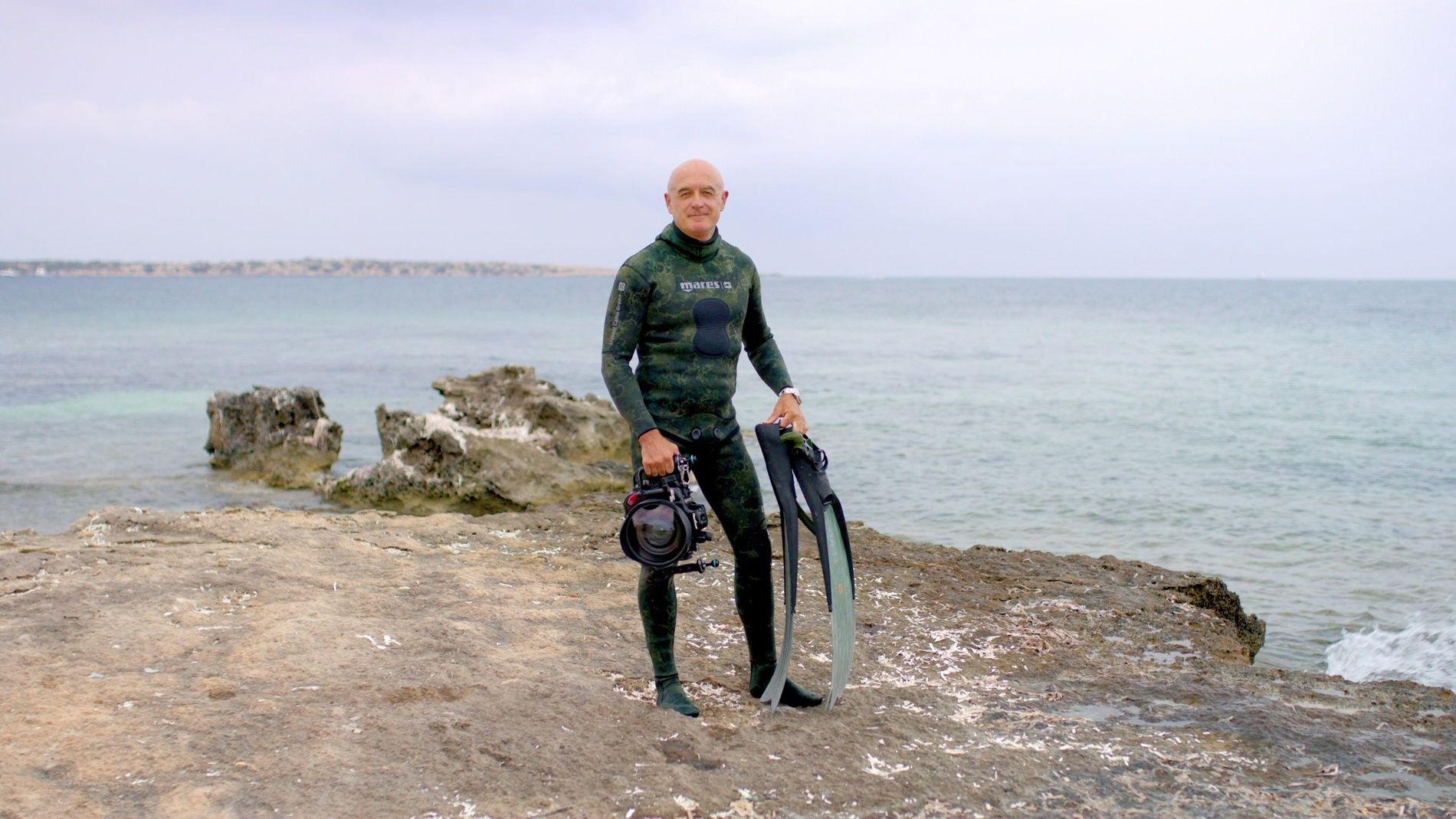 Exploradores de National Geographic: Manu San Félix
