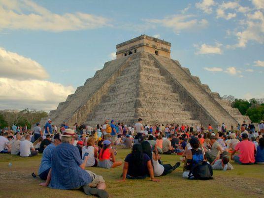 Equinoccio: Kukulcán desciende a la Tierra