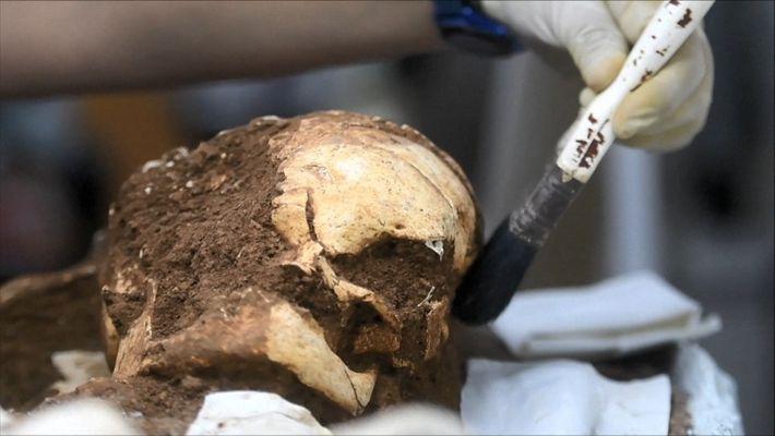Restos de 2.500 años ofrecen pistas sobre los primeros americanos