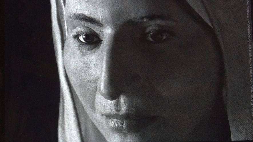 ¿Es este el rostro de María Magdalena?