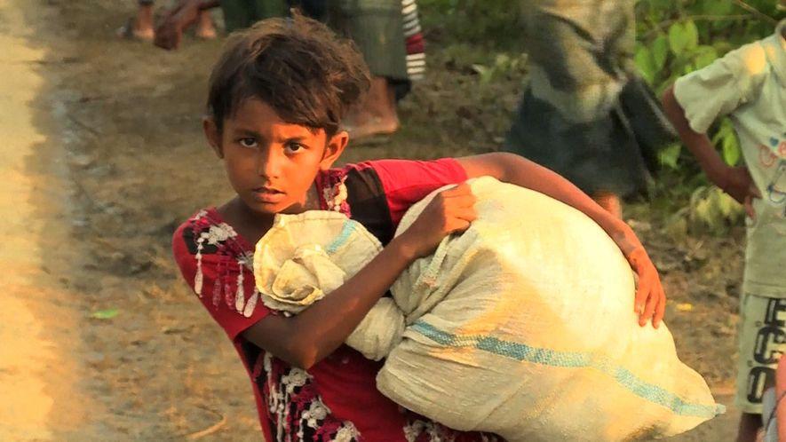 Este vídeo muestra la gravedad de la crisis de refugiados rohinyá
