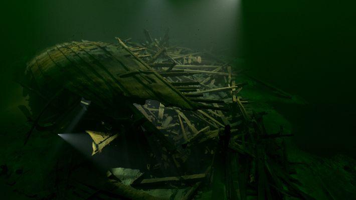 Nuevas imágenes en 3D desvelan los detalles del Mars, un barco de guerra del siglo XVI