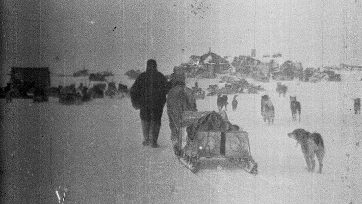 La expedición polar de Ziegler, el primer documental de National Geographic