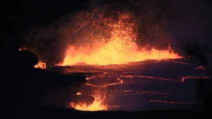 Así ha afectado la erupción del Kilauea a esta comunidad hawaiana
