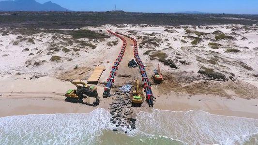 Ciudad del Cabo sufre una sequía de 3 años, la peor de su historia