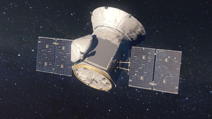 TESS, el nuevo satélite de la NASA que buscará exoplanetas