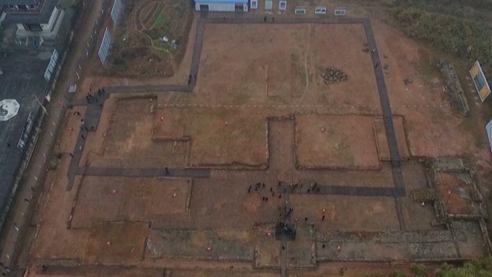 Descubierto un templo taoísta chino tras cuatro años de excavaciones