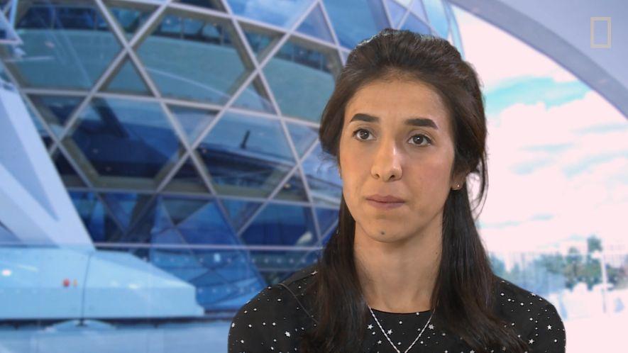 Entrevistamos a la activista Nadia Murad
