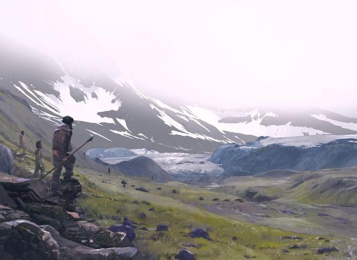 Evolución para vivir en altitud