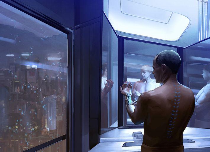 La ciencia ficción se convierte en realidad