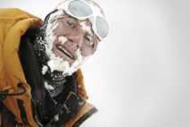 Cory Richards en el Everest