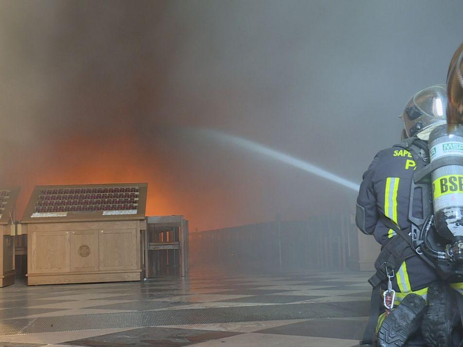 National Geographic estrena el documental Notre Dame: La increíble carrera contra el infierno