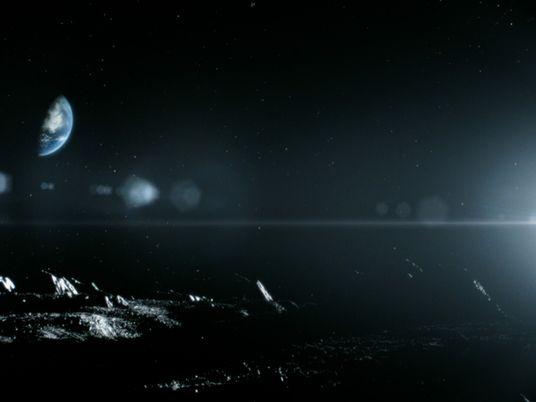 La Tierra y Tea: así nació la Luna