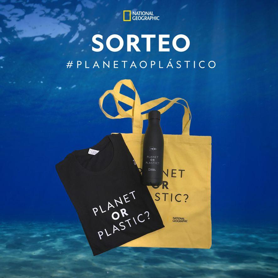 """Bases legales para participar en el concurso del pack """"Planeta o Plástico"""""""