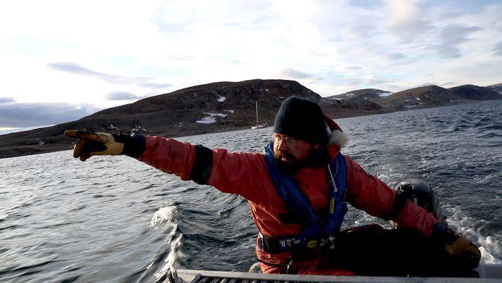 ROLEX_Una peligrosa expedición a Svalbard por la ciencia climática.