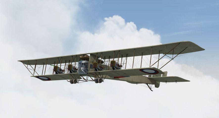 El Ilyá Múromets fue el primer bombardero estratégico cuatrimotor de Rusia y del mundo.