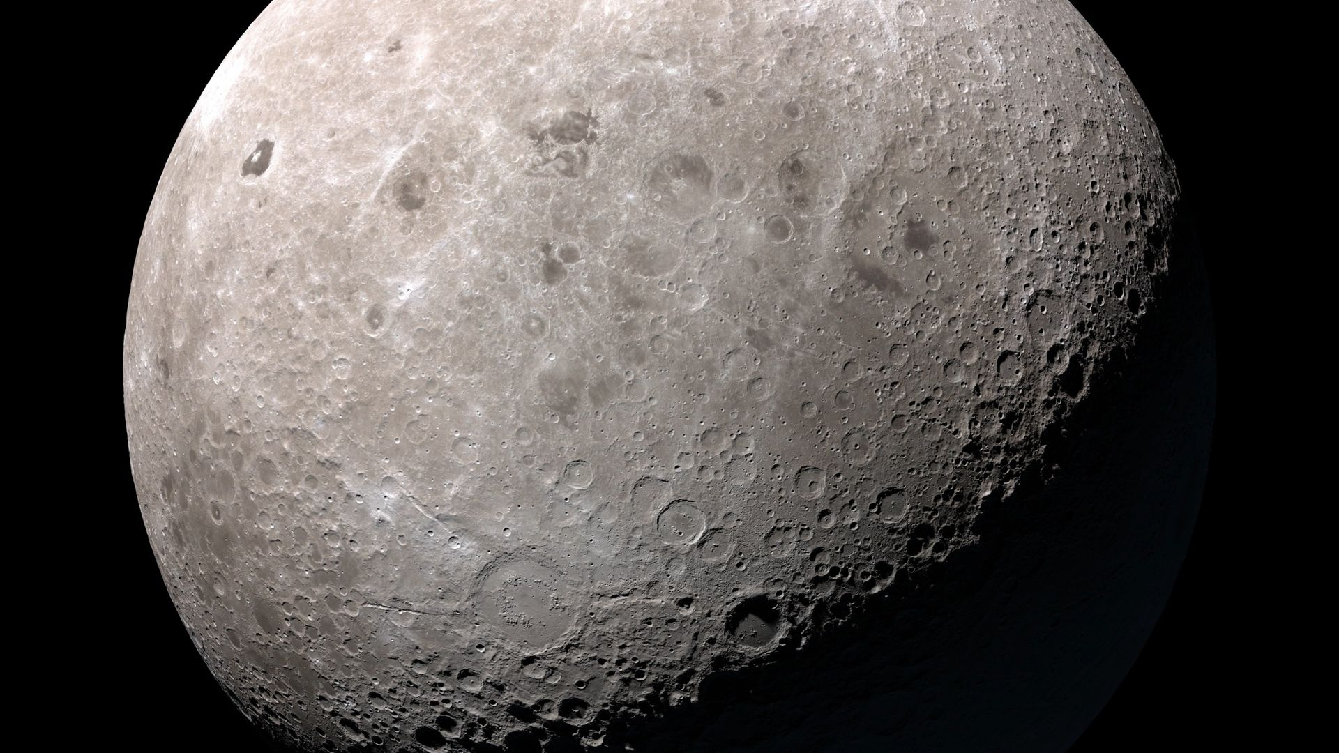 De qué está hecha la Luna y cómo se formó? | National Geographic