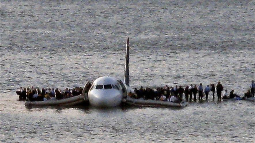 Sully: un milagro sobre el río Hudson