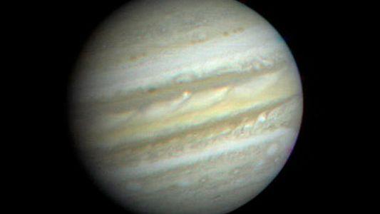 El viaje de la sonda Voyager 2 por el sistema solar
